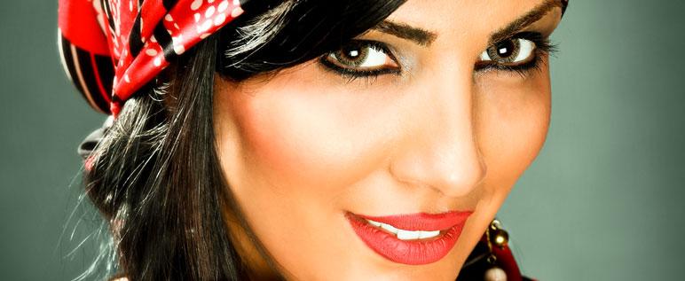 Fashion Photography - Zahra Farajasri